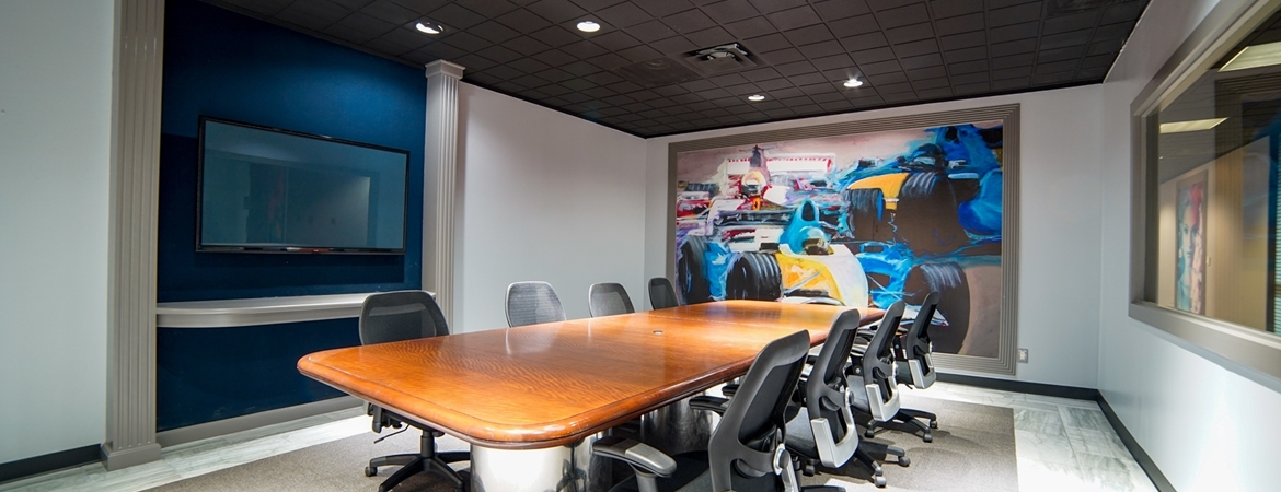 Calendar For Booking Conference Rooms In Coworking Space